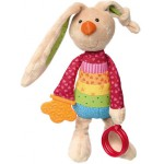 SIGIKID ACTIVITY BUNNY RAINBOW RABBIT - (41419)