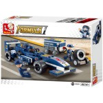SLUBAN ΤΟΥΒΛΑΚΙΑ 1:32 RACING CAR BLUE LIGHTNING M38-B0351, 196ΤΜΧ