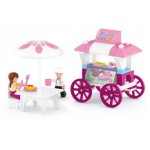 SLUBAN ΤΟΥΒΛΑΚΙΑ GIRLS DREAM, FOOD STALL M38-B0522, 78ΤΜΧ