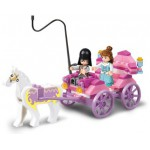 SLUBAN ΤΟΥΒΛΑΚΙΑ GIRLS DREAM, PRINCESS CARRIAGE M38-B0239, 99ΤΜΧ