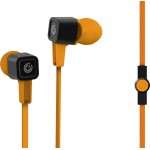 SONIC GEAR AUDIO QUALITY AIRPLUG 300 NEO S.ORANGE WITH MIC - (8886411934644)