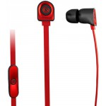 SONIC GEAR IN-EAR HEADPHONES WITH MIC NEOPLUG NOZZ B.RED - (8886411937287)