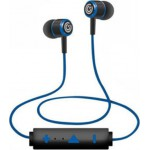 SONIC GEAR SWEAT RESISTANCE BLUETOOTH SPORT EARPHONES BLUESPORTS 6 PRO BLUE - (BS6BL)