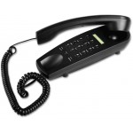 SONORA CORDED PHONE BLACK - (CP-002)