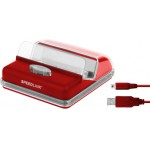 SPEEDLINK CHARGING STAND FOR NDSI RED - (SL-5504-SRD)