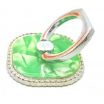 STAND & HOLDER RING GREEN GEM OEM