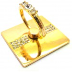 STAND & HOLDER RING JEWEL GOLDEN R STRASS OEM