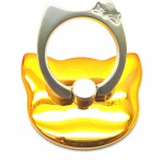 STAND & HOLDER RING KITTY METALLIC GOLDEN OEM
