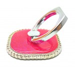 STAND & HOLDER RING PINK GLOSSY OEM