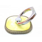 STAND & HOLDER RING YELLOW GEM OEM
