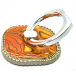 STAND & HOLDER RING ZEBRA ORANGE OEM