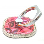 STAND & HOLDER RING ZEBRA PINK OEM