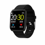 SW AID116 PRO SMART WATCH FITNESS black - (SWAID116PB)