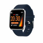 SW AID116 PRO SMART WATCH FITNESS silver blue - (SWAID116PSL)