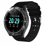 SW AP6 SMART WATCH FITNESS black - (SWAP6B)
