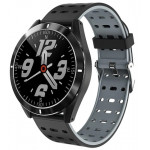 SW AP6 SMART WATCH FITNESS grey - (SWAP6GR)