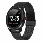 SW AT01 SMART WATCH FITNESS black - (SWAT01)