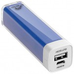 TRACER MOBILE BATTERY POWERBANK 2600MAH BLUE