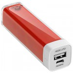 TRACER MOBILE BATTERY POWERBANK 2600MAH RED - (5907512851982)