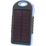 TRACER SOLAR MOBILE BATTERY 5000 MAH BLUE