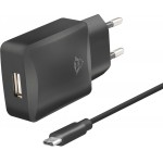 TRUST GXT 1214 WALL CHARGER FOR NINTENDO SWITCH - (22270)