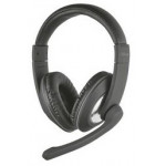 TRUST Reno Headset for PC and laptop Ακουστικά Μαύρο - (21662)
