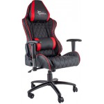 WHITE SHARK GAMING CHAIR PRO RACER BLACK & RED - (PRORACER)