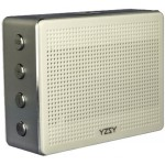 YZSY MINTI MINI BLUETOOTH SPEAKER SILVER - (N156640)
