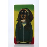 YZSY POWER BANK 5000MAH PETS ROCK REGGAE - (YZ1130)