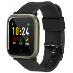 ACME SW102 SMARTWATCH ΜΕ HEART RATE ΜΑΥΡΟ