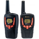 COBRA AM645 PMR 8 KM RANGE 8-CHANNEL BLACK/ORANGE