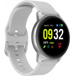 HIFUTURE smartwatch HiMATE 1.4 IP68 heart rate monitor λευκό - (HIMATE-WH)