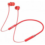 Lenovo Bluetooth Earphone HE05 Κόκκινο - (PTM7C02285)