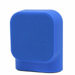 MUVIT BLUETOOTH PORTABLE SPEAKER SD1 FABRIC blue - (MUSSP0026)