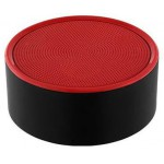 SONIC GEAR BLUETOOTH MINI SPEAKER PANDORA HALO 2 2018 EDITION RED/BLACK - (HALO2RB)