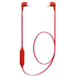TOSHIBA AUDIO ACTIVE SERIES BLUETOOTH EARPHONE RED - (RZE-BT312E-RED)
